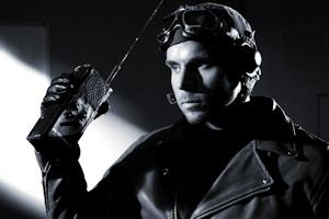 Captain Jack Yaeger in The Mercury Men