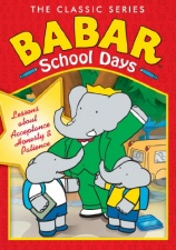Babar: School Days DVD