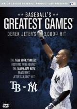 Baseball's Greatest Games: Derek Jeter's 3000th Hit DVD