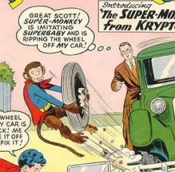 Beppo the Super-Monkey