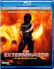 Exterminator Blu-Ray