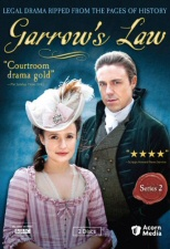 Garrow's Law Series 2 DVD