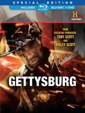 Gettysburg History Channel Blu-Ray