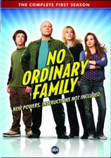 No Ordinary Family: The Complete First Season DVD