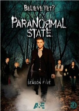 Paranormal State Season Five DVD