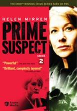 Prime Suspect: Series 2 DVD