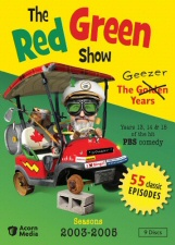 Red Green Show: Geezer Years DVD