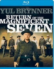 Return of the Magnificent Seven Blu-Ray