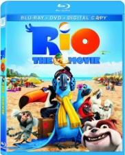 Rio Blu-Ray