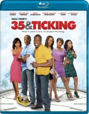 35 and Ticking Blu-Ray