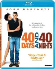40 Days and 40 Nights Blu-Ray