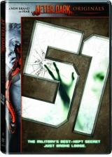 Area 51 DVD