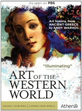 Art of the Western World DVD