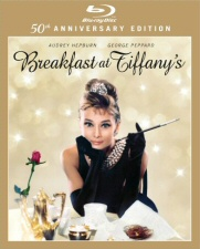 Breakfast at Tiffany's Blu-Ray
