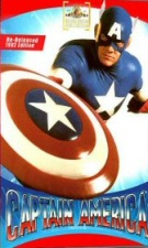 Captain America 1992 DVD