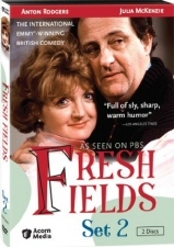 Fresh Fields Set 2 DVD