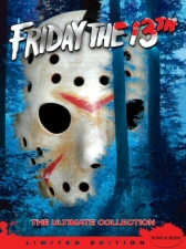 Friday the 13th: Ultimate Collection DVD