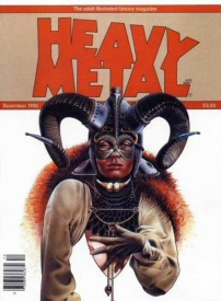Heavy Metal: December 1980