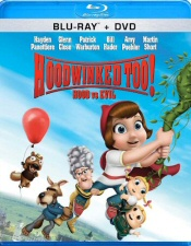 Hoodwinked Too Blu-Ray
