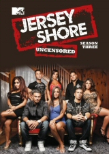 Jersey Shore Uncensored Season 3 DVD