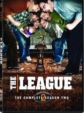 League Season 2 DVD