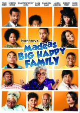 Madea's Big Happy Family DVD