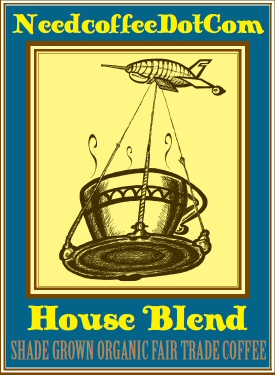 Need Coffee Dot Com House Blend Coffee