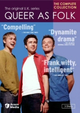 Queer as Folk: The Complete UK Collection DVD