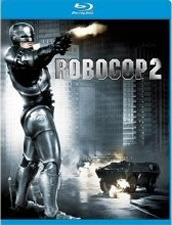 Robocop 2 Blu-Ray