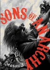 Sons of Anarchy Season 3 Blu-Ray
