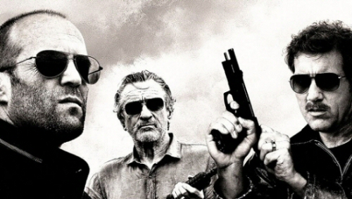 Statham, DeNiro and Owen in Killer Elite