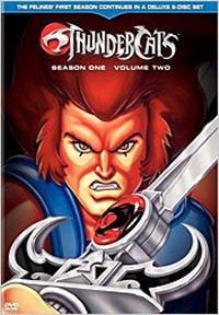 Thundercats, Season One, Vol. 2 DVD