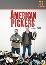 American Pickers, Vol. 2 DVD