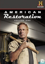 American Restoration, Vol. 1 DVD