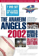 Anaheim Angels: 2002 World Series Collector's Edition DVD