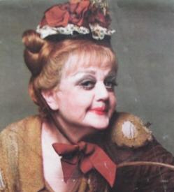 Angela Lansbury in Sweeney Todd