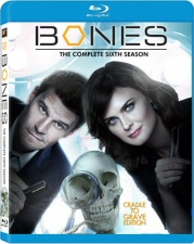 Bones: The Complete Sixth Season Blu-Ray