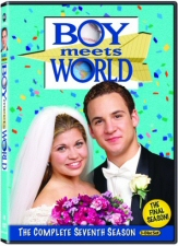 Boy Meets World Season 7 DVD