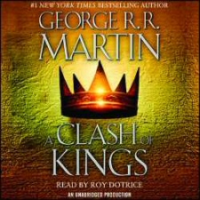 Clash of Kings Audiobook CD