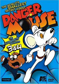 Danger Mouse: The Complete Seasons 3 & 4