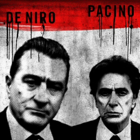 DeNiro and Pacino in Righteous Kill