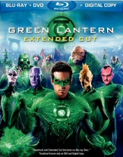 Green Lantern Extended Cut Blu-Ray