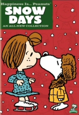 Happiness is Snow Days Peanuts DVD