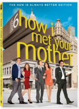 How I Met Your Mother: The Complete Season 6 DVD