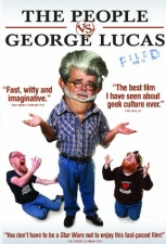 People vs. George Lucas DVD