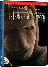 Phantom of Hollywood DVD