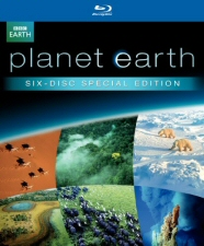 Planet Earth Special Edition Blu-Ray