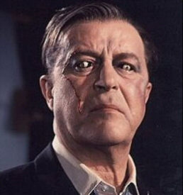 Ray Milland from X: The Man With X-Ray Eyes