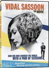 Vidal Sassoon: The Movie DVD