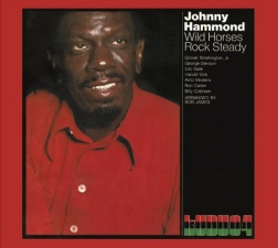 Johnny Hammond: Wild Horses Rock Steady